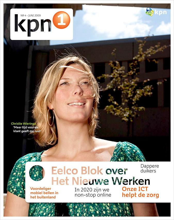 Heike   Client: KPN Magazine