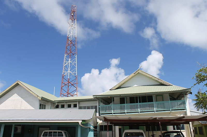 Office of Tuvalu Telecom. Photo Credit: lirneasia (cc-by-2.0)