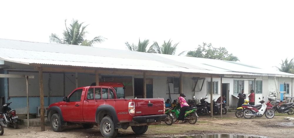 Environment Office—Funafuti, Tuvalu