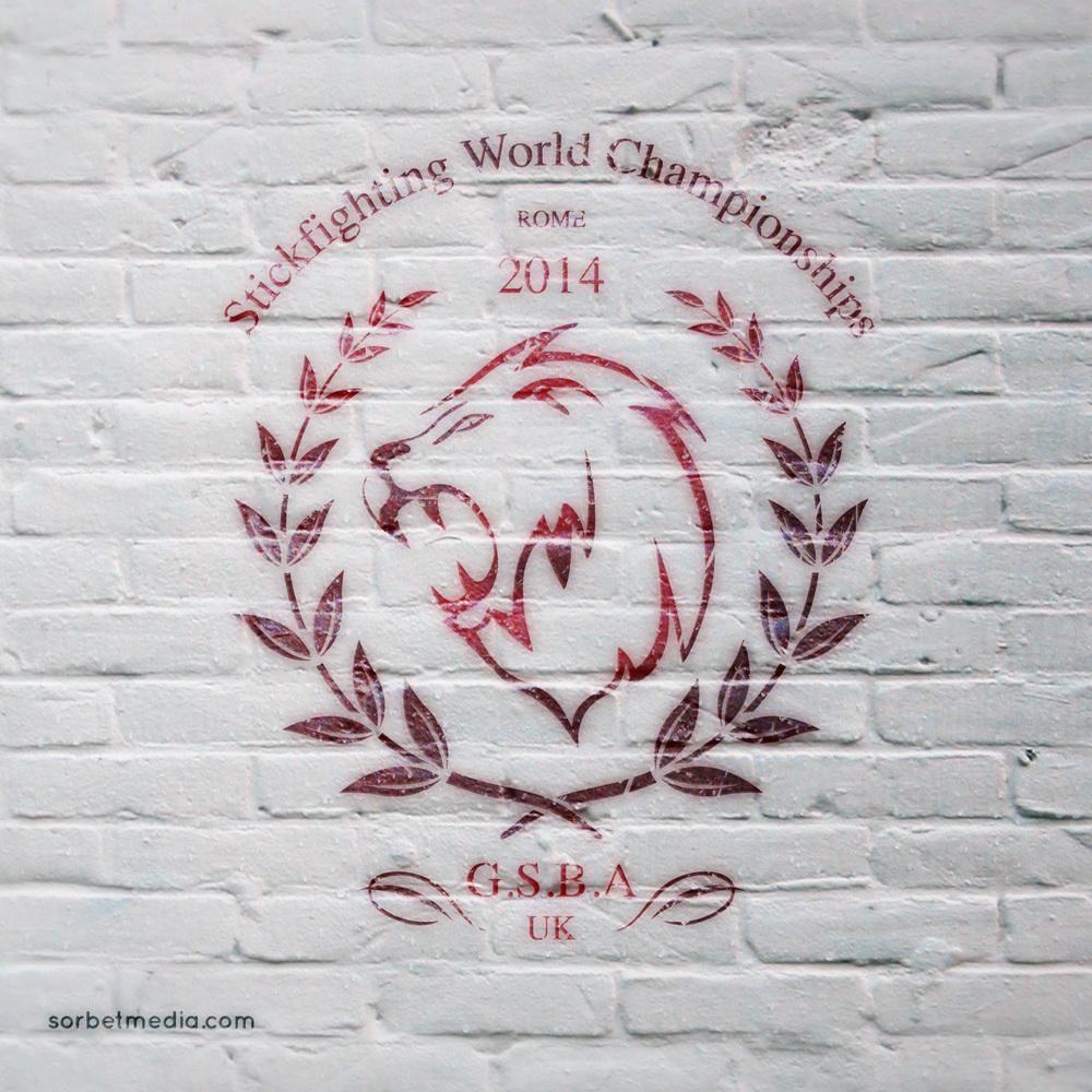 GSBA Stickfighting Rome 2014