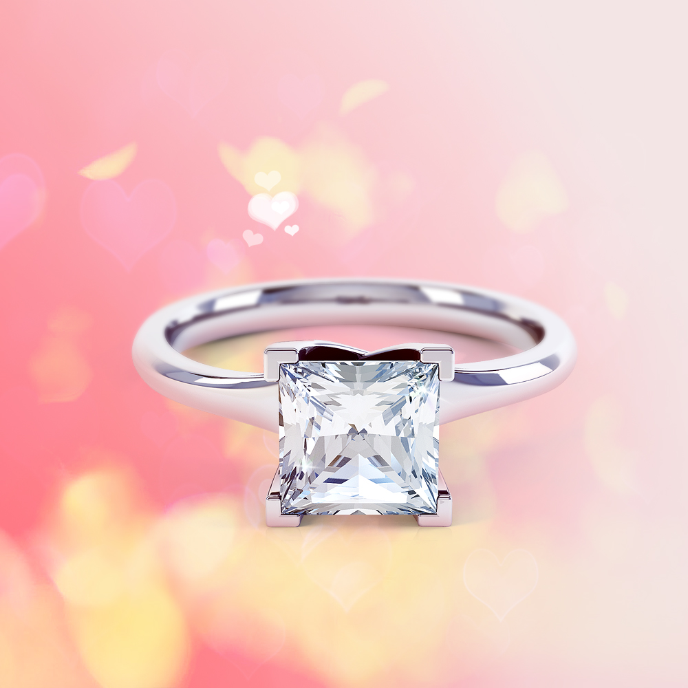 Diamond Ring 3D Photography