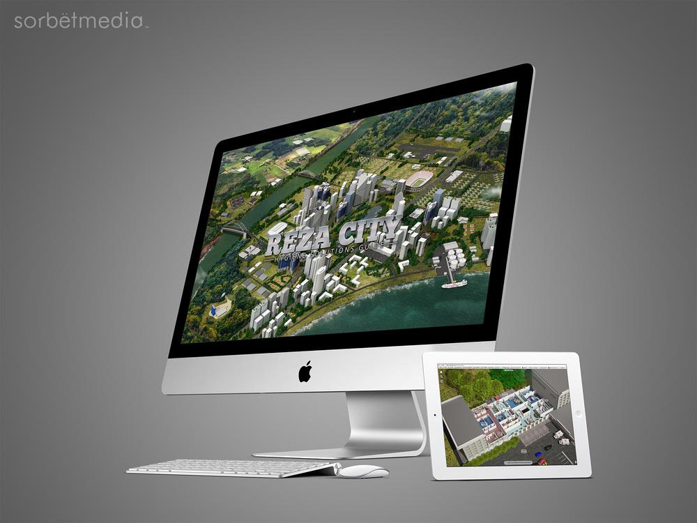 Reza 3D City
