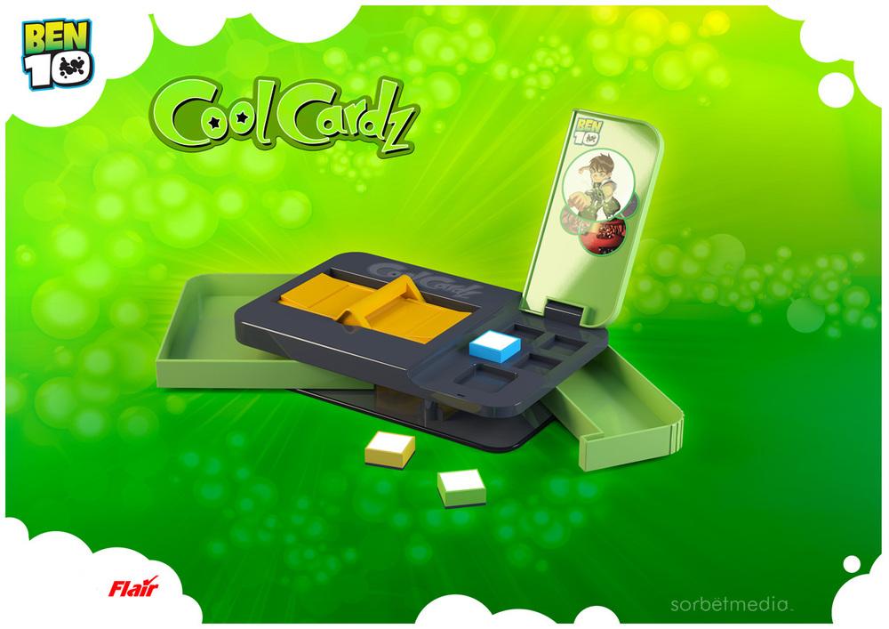 Ben 10 - Cool Cardz