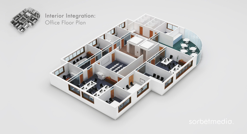 Office Interior Layout