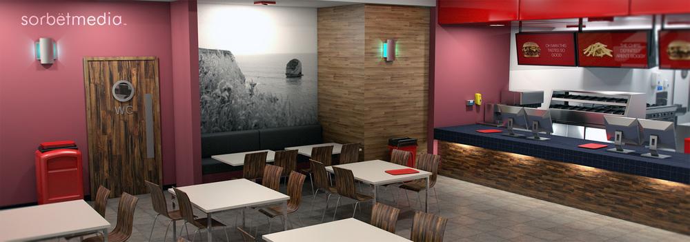 3d-fastfood-restuarante-concept-visual