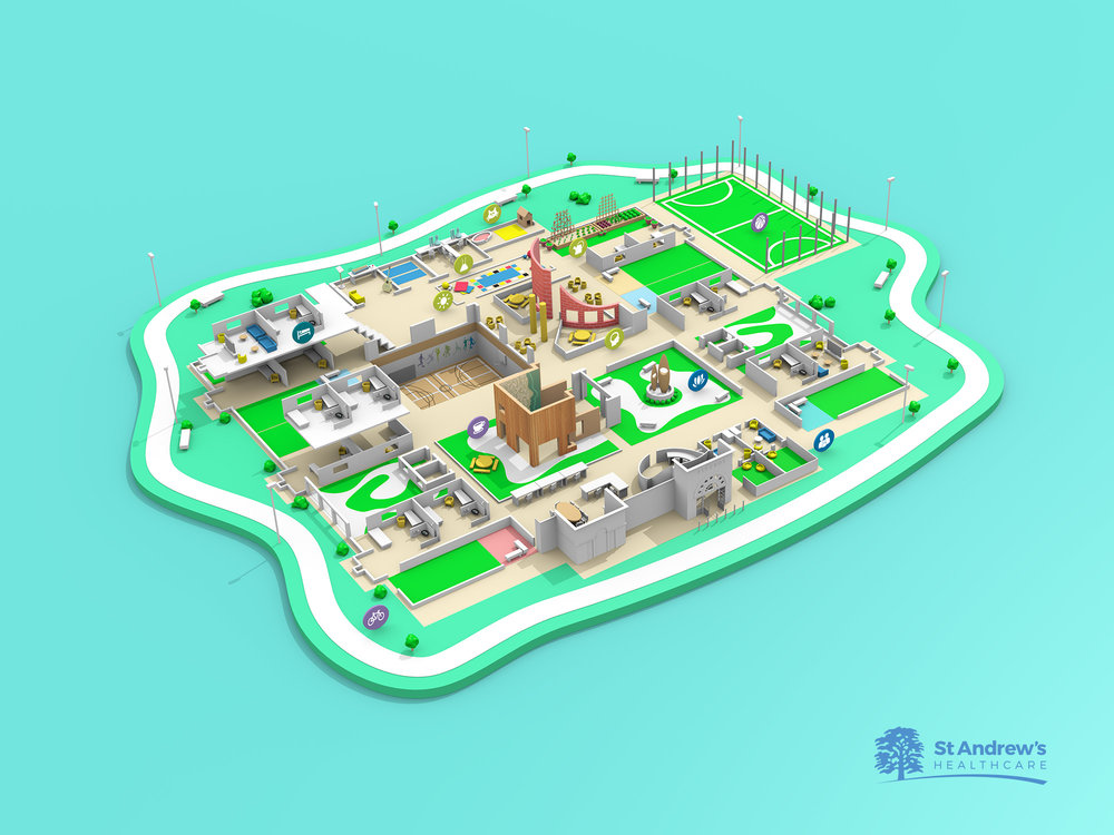 St_Andrews_Hospital_3D_Map