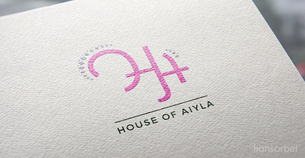 fashion_logo_design_house_of_aiyla