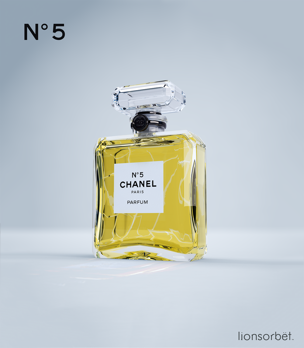 Chanel No5 - L'eau Fragrance Bottle - Perfume