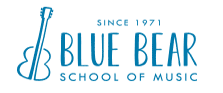 San Francisco-based Blue Bear School of Music's non-profit mission is to provide superior quality and affordable popular music education to aspiring musicians of all ages and skill levels within a supportive and encouraging community.