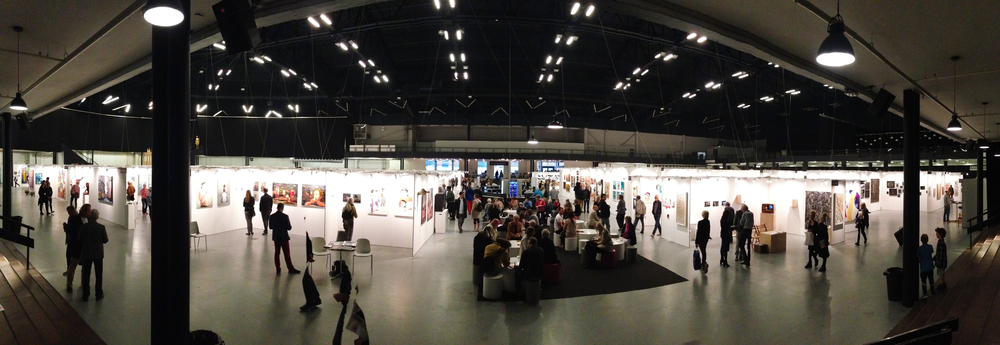 Art Fair Copenhagen 2014  - Forum Hall