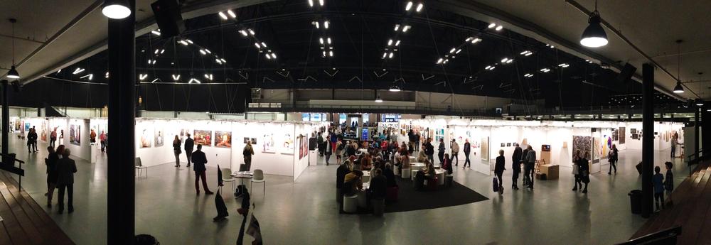 Art Fair Copenhagen 2014  - Forum Hall