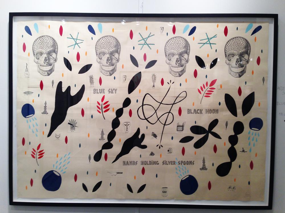 7.  Anders Scrmn Meisner -   Hans Alf Gallery (UK)
