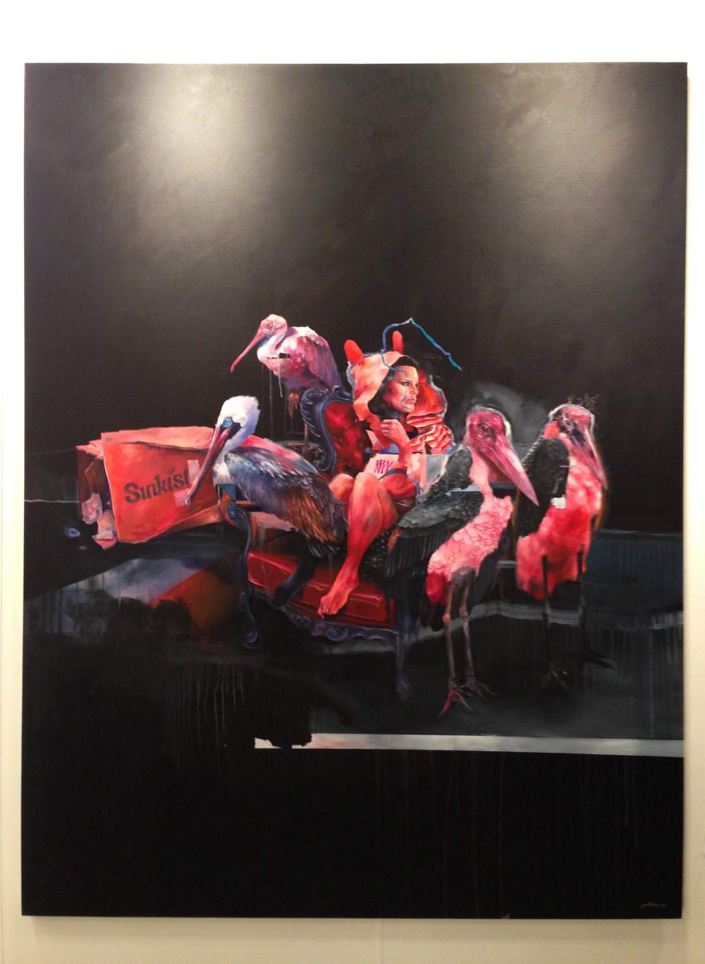 "8.   ""Justine Never Knew the Rules (1979)"", 2013, Joram Roukes -   Gallery Benoni (GB)"