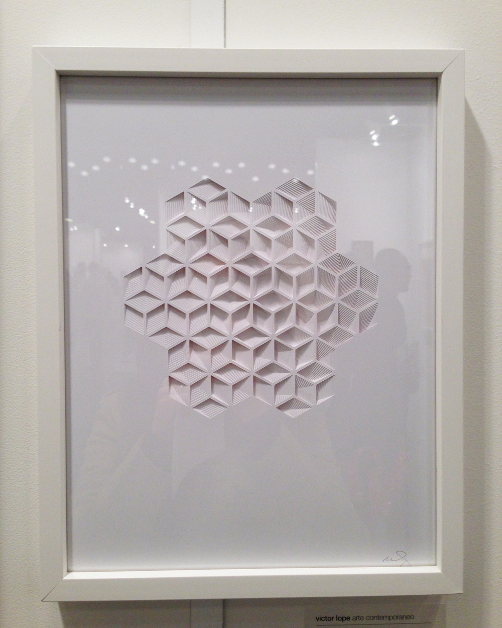 "11.  ""Process 10"", 2012, Matt Shlian -  Victor Lope(DE)"