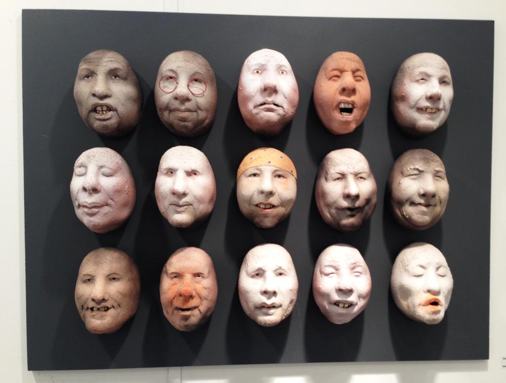 20.  Johan Thunell -  Bruno Dahl Gallery (DK)