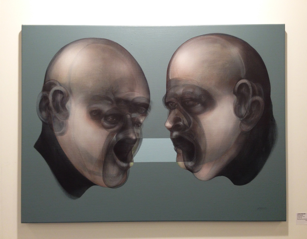 "23.   ""Exchange"", John Reuss -  Galleri NB   (UK)"