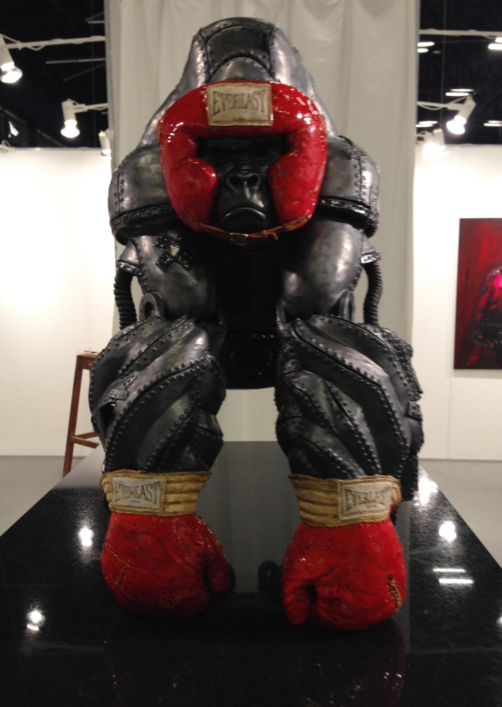 33.  Alan Waring -  Oxholm Gallery  (DK)