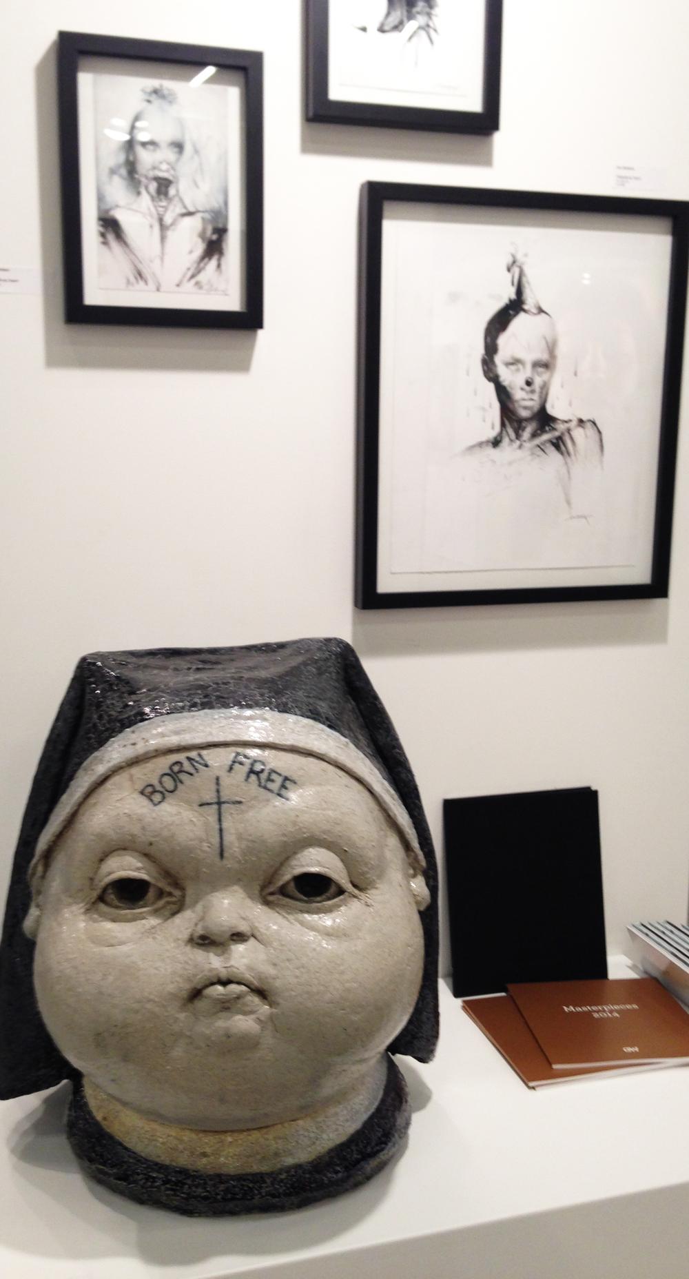 36.  Lars Calmar -  Galerie Wolfsen  (GB)
