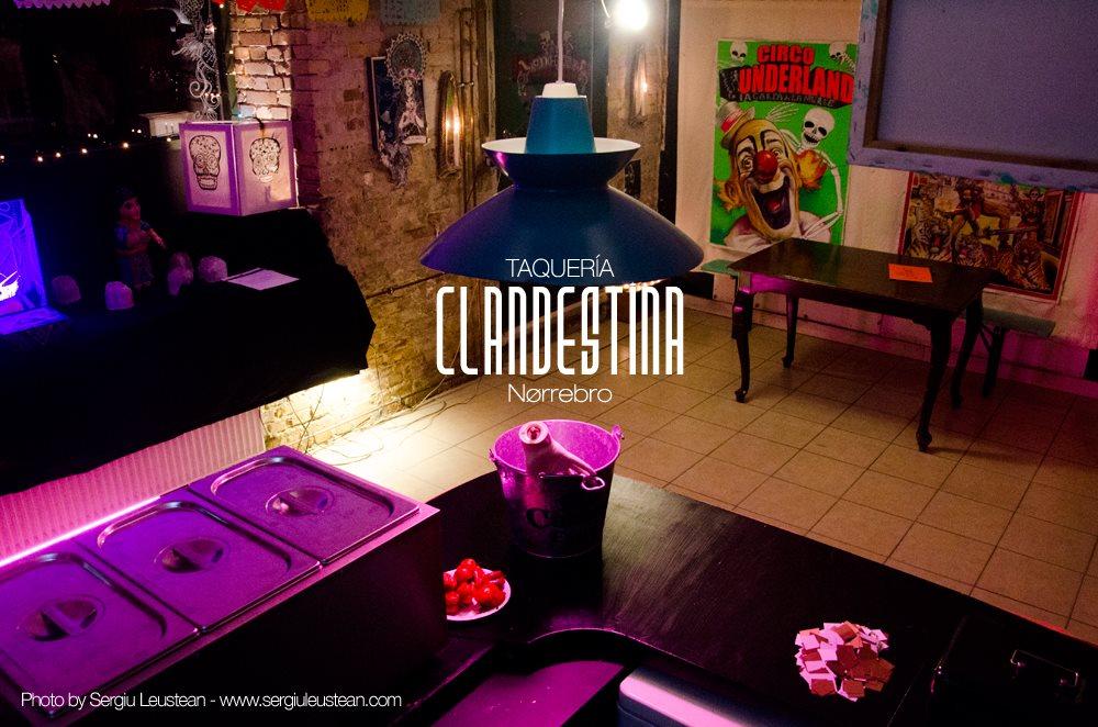 1. Taqueria Clandestina at Red Door