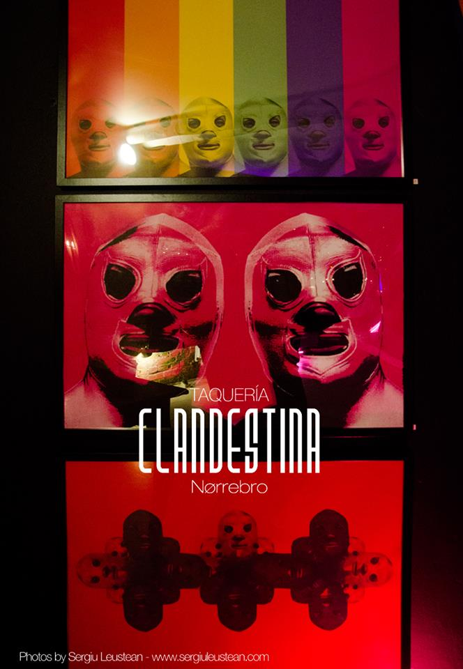 "3. Artwork by Eskalante 1. ""We are all Pussy Riot"" - digital print, 70 x 50 cm 2. ""Rodolfo El Santo"" - digital print, 70 x 50 cm 3. ""Fractals of Pancracio"" - digital print, 70 x 50 cm    —"