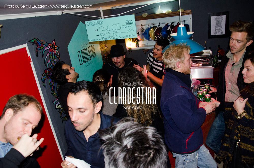 7. Taqueria Clandestina at Red Door