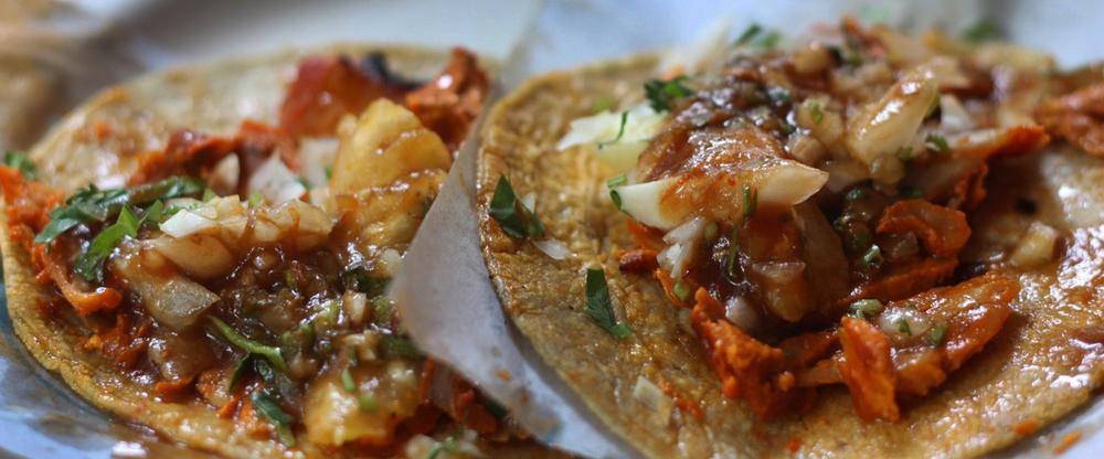 5. Mexican tacos