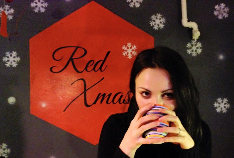 1. Me at Red Xmas