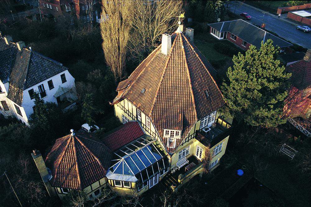 3. The SBhouse,ArchitectAnton Rosens             Photo by  : Johan Adam Linneballe