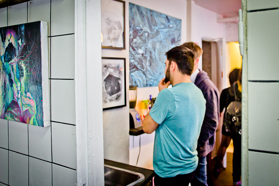 13. New Space Opening:  Red Door Gallery /Concept Shop/Cafe                                   Photo by  Yann Houlberg Andersen