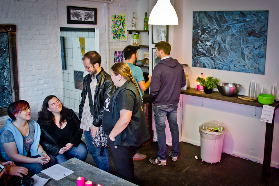 23. New Space Opening:  Red Door Gallery /Concept Shop/Cafe                                   Photo by  Yann Houlberg Andersen