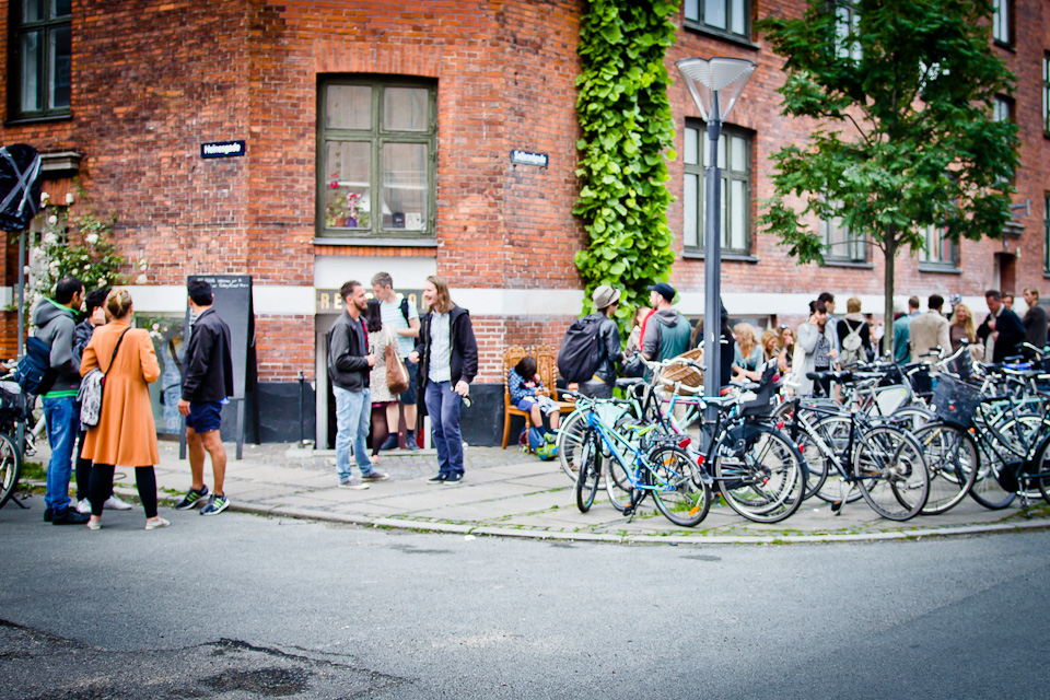 26. New Space Opening:  Red Door Gallery /Concept Shop/Cafe                                   Photo by  Yann Houlberg Andersen