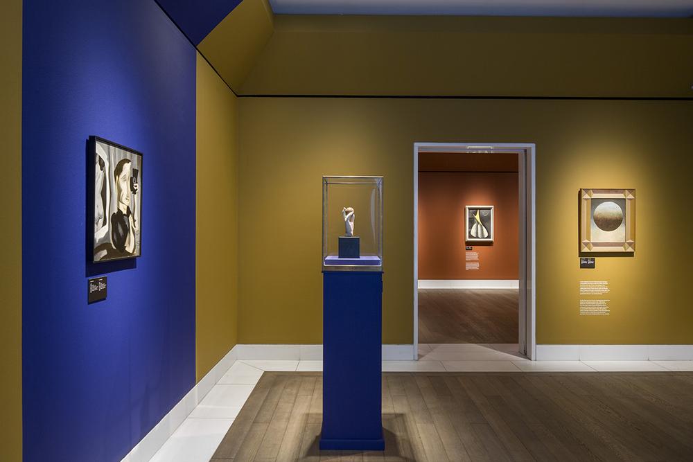 8.   Man Ray  - Menneske // Ligninger  (installation view) , Glyptoteket, 2015. Foto: Anders Sune Berg.kopenhagen.dk/artguide/