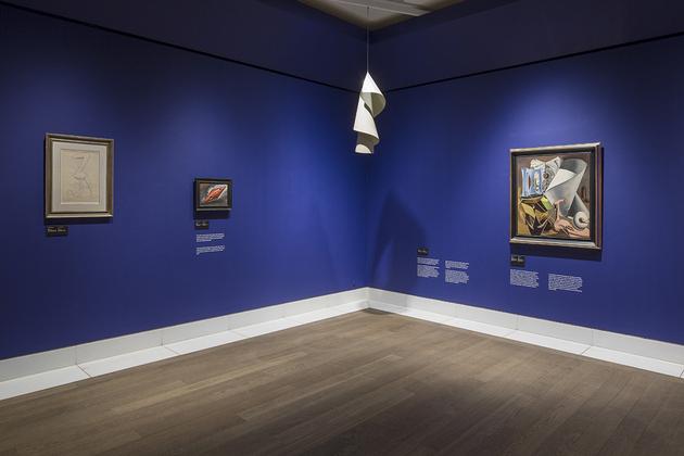 9.  Man Ray  - Menneske // Ligninger  (installation view) , Glyptoteket, 2015. Foto: Anders Sune Berg.kopenhagen.dk/artguide/