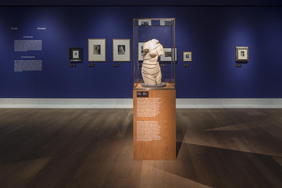 12.  Man Ray  - Menneske // Ligninger  (installation view) , Glyptoteket, 2015. Foto: Anders Sune Berg.kopenhagen.dk/artguide/