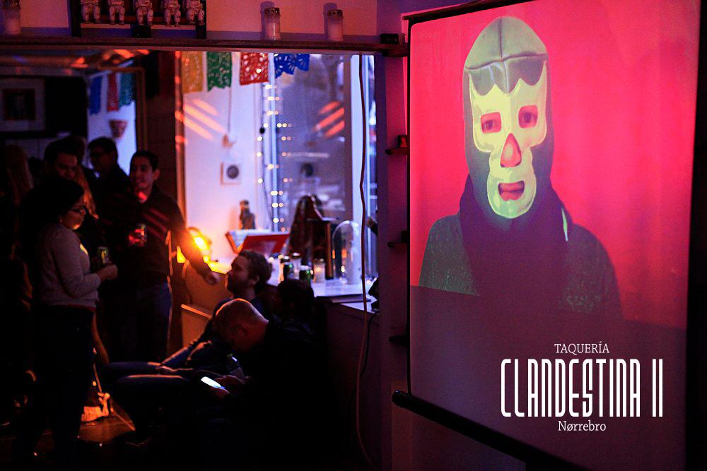1.Taqueria Clandestina II at Red Door Gallery                      Photo by  Salvarovsky / Ski
