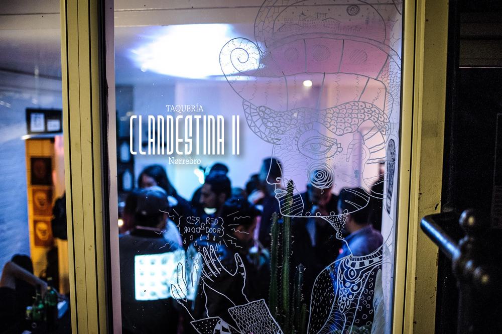 5.Taqueria Clandestina II at Red Door Gallery                      Photo by  Salvarovsky / Ski