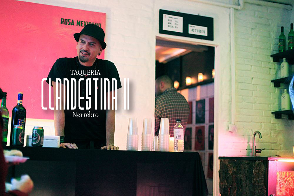 6.  Marco Eskalante  - the creator of Taqueria Clandestina II at Red Door Gallery              Photo by  Salvarovsky / Ski