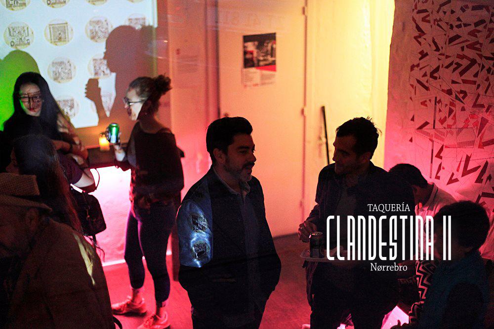 12.Taqueria Clandestina II at Red Door Gallery                      Photo by  Salvarovsky / Ski