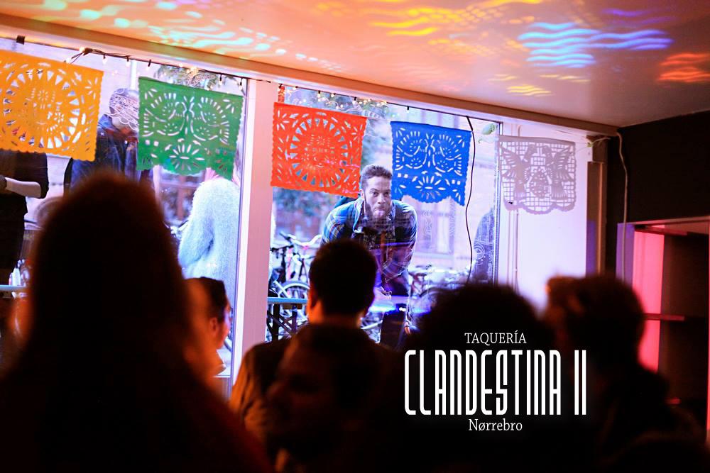 17.Taqueria Clandestina II at Red Door Gallery                    Photo by  Salvarovsky / Ski