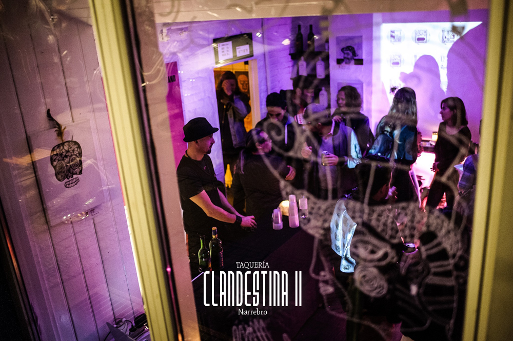 13.Taqueria Clandestina II at Red Door Gallery                    Photo by  Salvarovsky / Ski