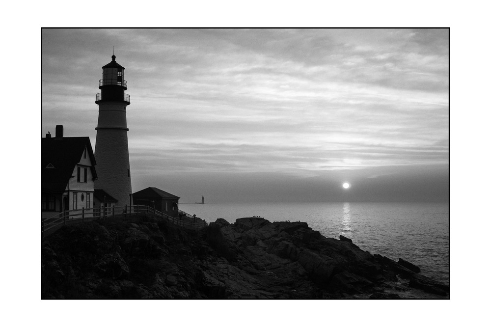 Portland Head, Maine, USA (2011)