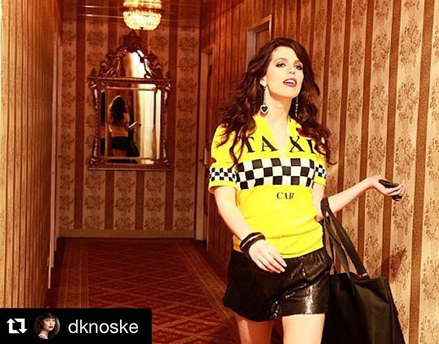I love working with Deb! #NYCFierce #PoundingThePavement #Repost @dknoske with @repostapp. ・・・ #TBT to a killer shoot in #NYC  with @amandamasonnyc at #theparklanehotel  #debknoske #taxiplease #centralpark #editorial