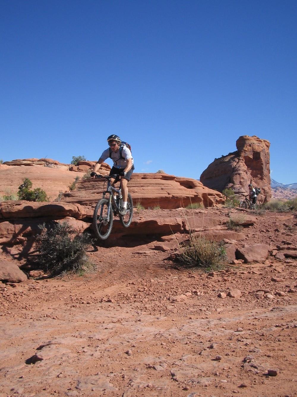 StemCAPtain trail testing