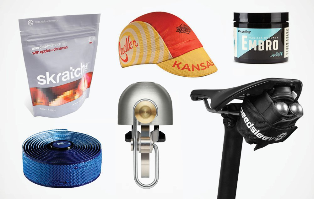 Shopping for your favorite cyclist doesn't have to be crazy expensive. Here, we've rounded up some of the most useful, beautiful, fun, and afforable options for gifting this holiday.