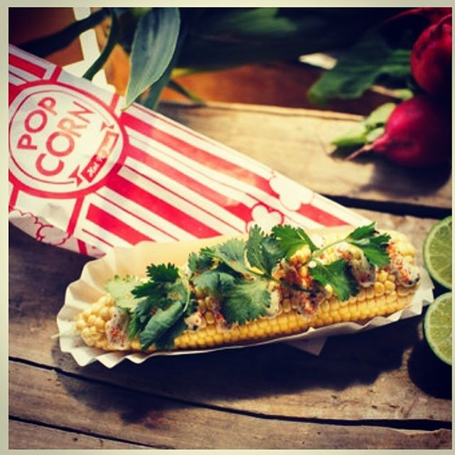 It's that time of year again!!! Corn on the cob is back on the menu! Sesame aioli, cilantro, lime and togarashi salt... droooooooool! 🌽🤤🙊corn #cornonthecob #wangsbk #themostwonderfultimeoftheyear