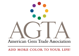 Proud Member of American gem trade association