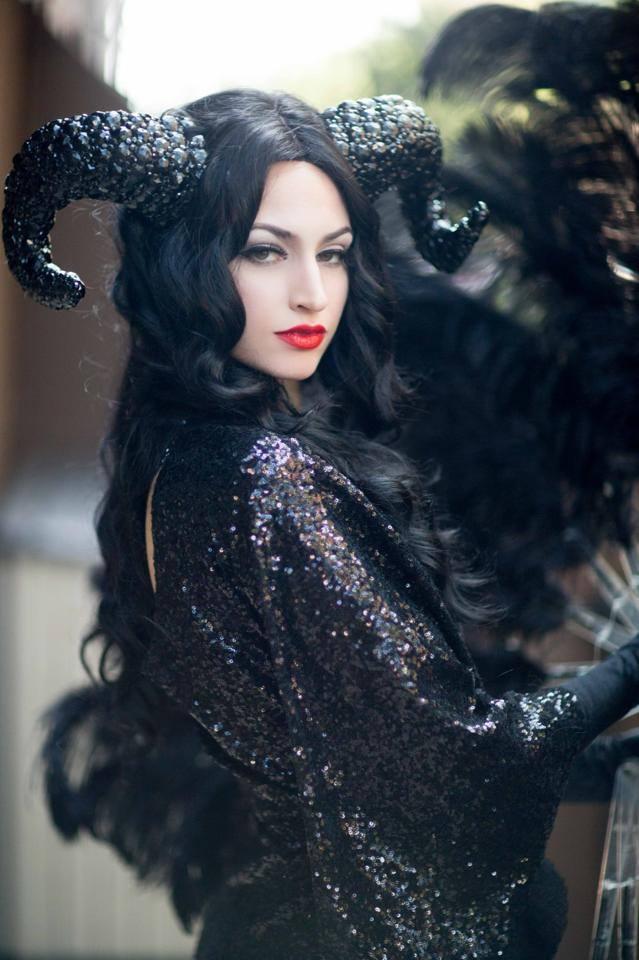Maleficent Greeter