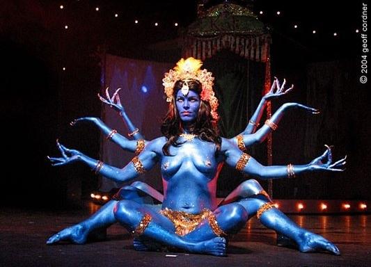 Vishnu / Shiva Character