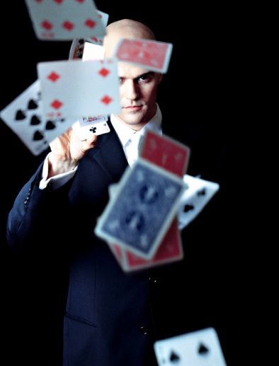Closeup Magician