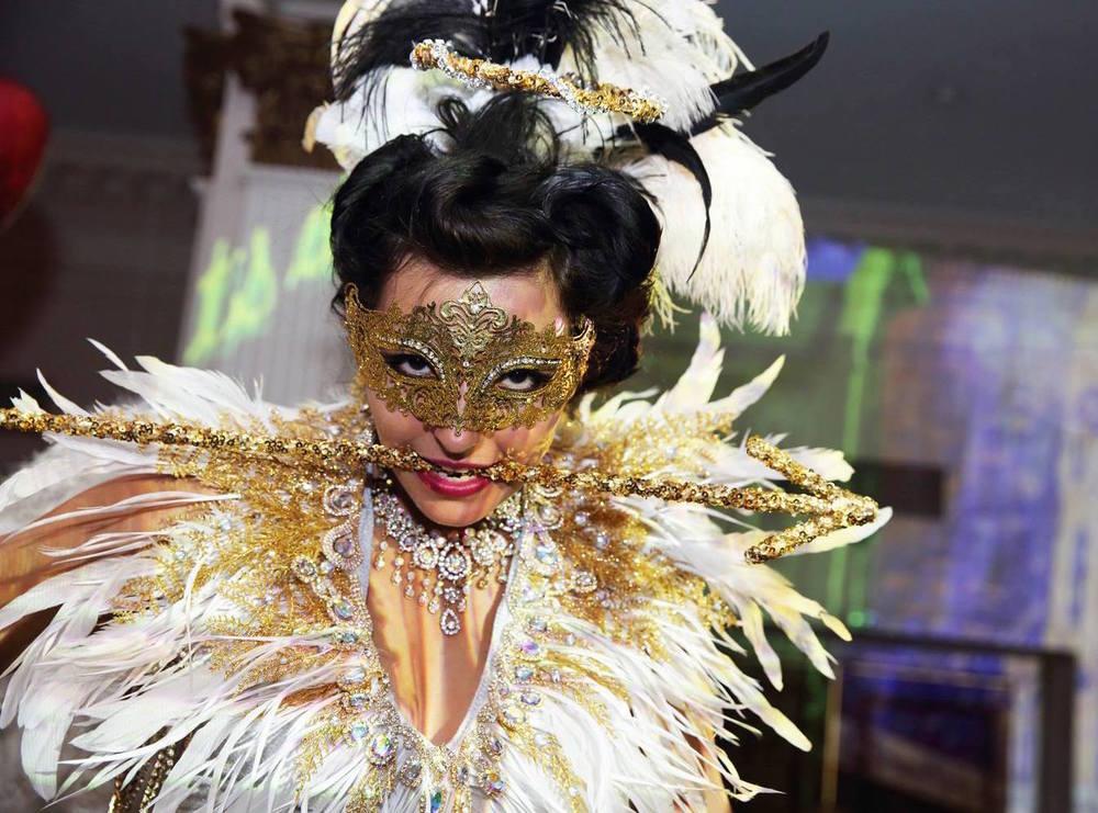Golden Cupid / Photo: CJ Rivera
